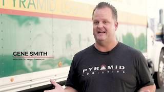 Pyramid Logistics At Comic-Con International: San Diego