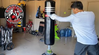 Need A Free Standing Heavy Bag I REVIEW THIS PEXMOR PUNCHING BAG FROM AMAZON