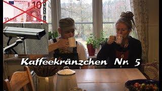 Kaffeekränzchen Nr.5 Borkenkäfer, Big Brother und die Bargeldabschaffung in Schweden