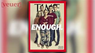 Why is a Parkland Student Barefoot On The 'Time' Magazine Cover?