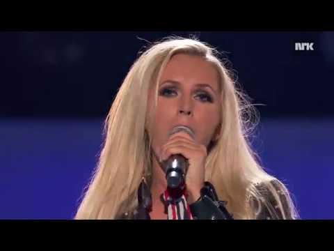 STJERNEKAMP 2018 – ROCK: Maria Arredondo –  Sweet Child O´Mine – Guns N'Roses