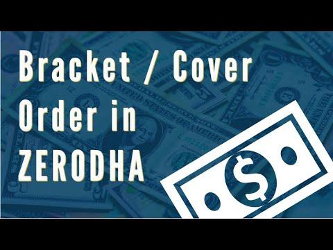 How to use Bracket & Cover Order in Zerodha Kite - pivottrading.co.in