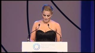 Jelena Dokic speech: Newcombe Medal 2011