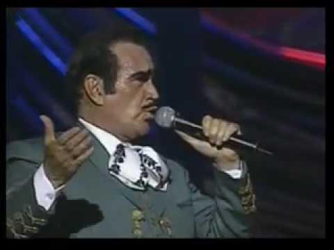 Vicente Fernandez en Concierto