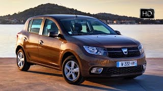 2017 Dacia Sandero Exterior - Interior Design & Road Test Drive HD
