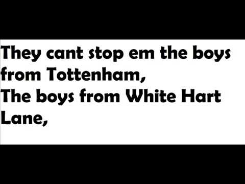Ossie's Dream - Chas And Dave (Spurs Song) (WITH LYRICS).mp4