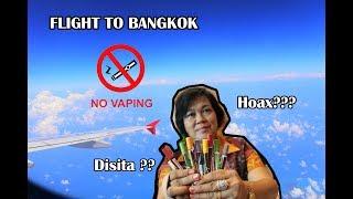Coba Bawa Vape Ke Bangkok    VLOG Bangkok    disita ? didenda?