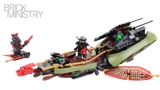 LEGO 70623 Ninjago ● Destiny's Shadow