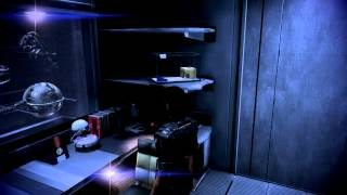Mass Effect 3 - Голова Хаска пугает хомячка!