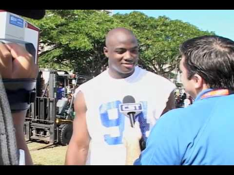 Pro Bowl 2007 DeMarcus Ware