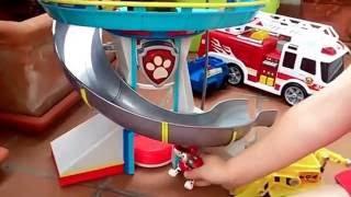 Patrulla canina todo en uno en español - Paw patrol toys