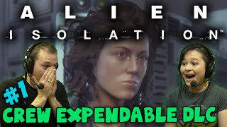 Alien Isolation DLC - Crew Expendable (#1)