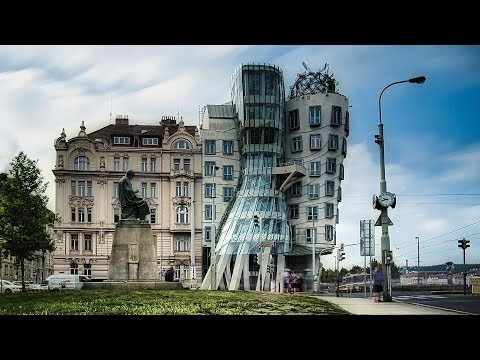 The Dancing House / PRAHA