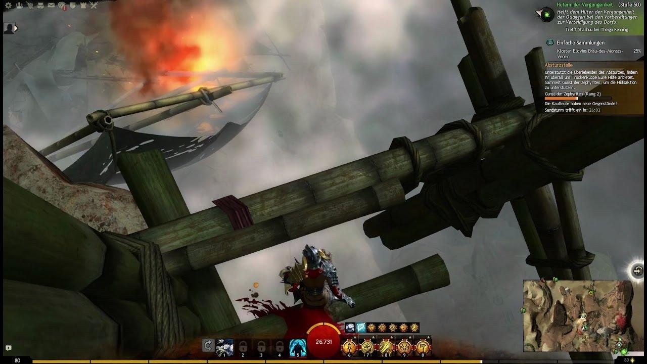 Guild Wars 2 Tauchmeister