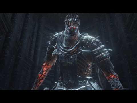 Dark Souls III BOSS 巨人尤姆和洋葱騎士