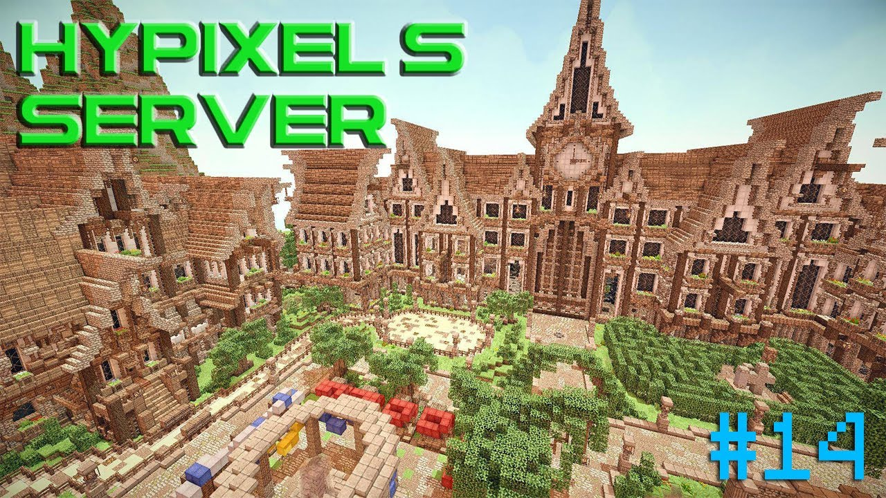 Minecraft :: SMP :: Hypixel #39 s Server #14 YouTube