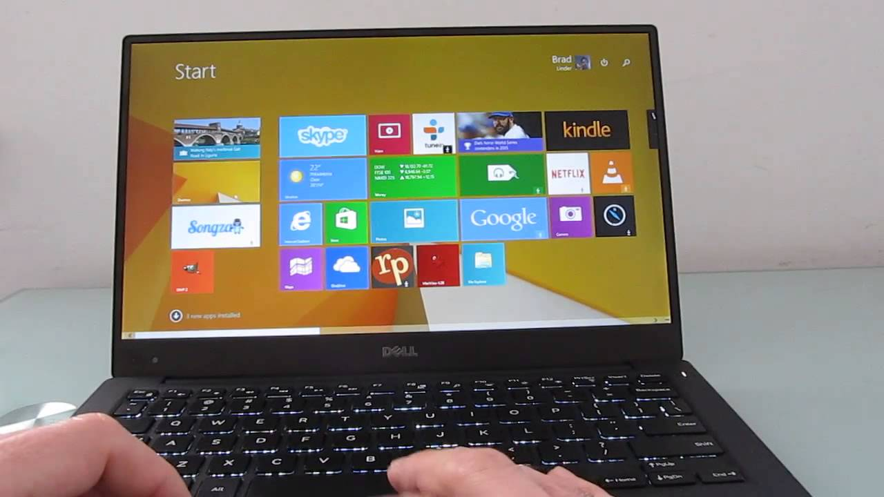 Dell xps 13 2015 edition notebook review youtube.