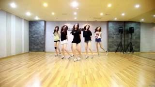 Download Video GFRIEND 'Me gustas tu' dance practice mirrored 25% slow MP3 3GP MP4