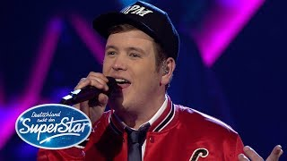 "DSDS 2018 | Lukas Otte mit ""Castle On The Hill"" von Ed Sheeran"