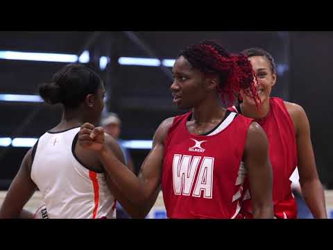 Ama Agbeze aims to lead Team England to glory at the Commonwealth Games