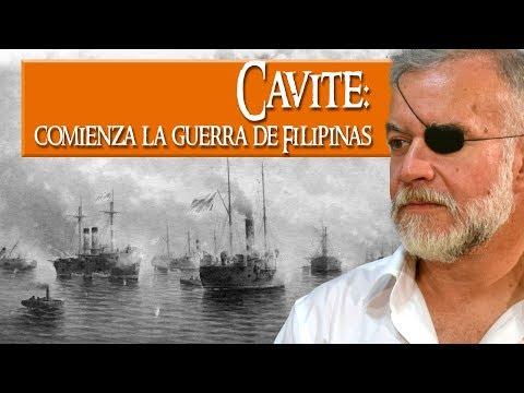 Cavite: comienza la guerra de Filipinas