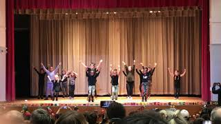 PS 261 Step Class performance