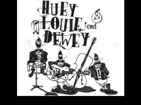 Huey, Louie & Dewey - Ghost Cadillac