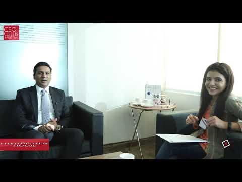 COFFEE WITH CEO - Jehanzeb Zafar (CEO, Askari Life Assurance Co.)