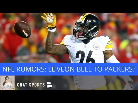 NFL Rumors: Le'Veon Bell Trade To...