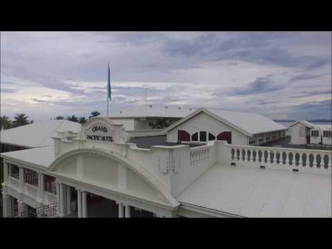 Grand Pacific Hotel Suva Fiji Island