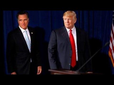 Romney-Trump feud overshadows CPAC 2016