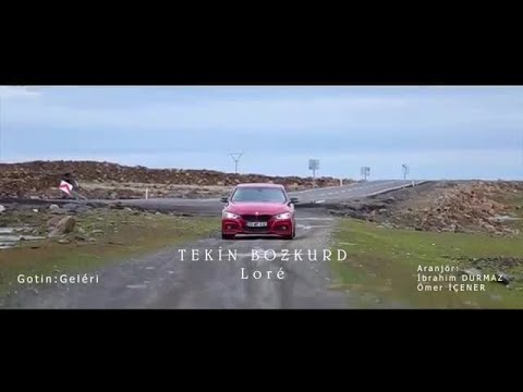 TEKİN BOZKURD -Lore Lore Fistan Sore ŞEVKO DELİLO ŞEXANİ / SÜPER HALAY YENİ ALBÜM - (Official Video)