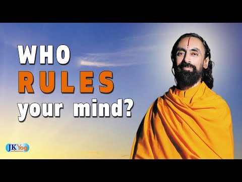 Who rules your mind? Find out and make your life a success - Swami Mukundananda