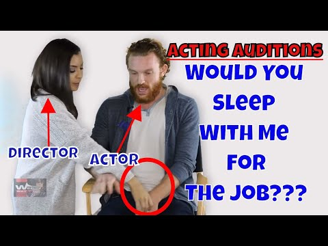 Casting Couch Prank