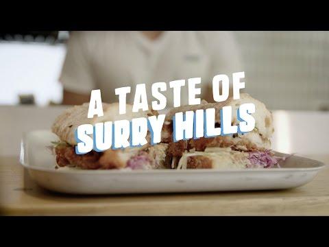 A Taste Of Surry Hills