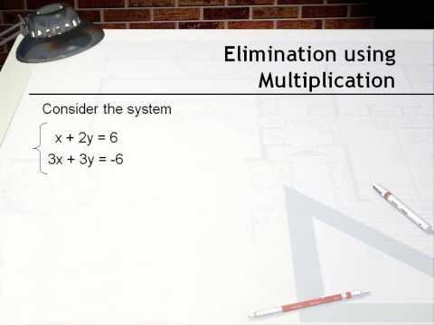 Unit 14 - The Elimination Method