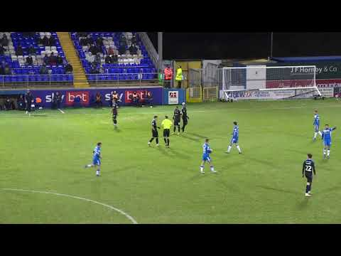 Barrow Tranmere Goals And Highlights