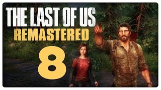 Let's Play THE LAST OF US REMASTERED Part 8: Flucht durch den Schacht der U-Bahn