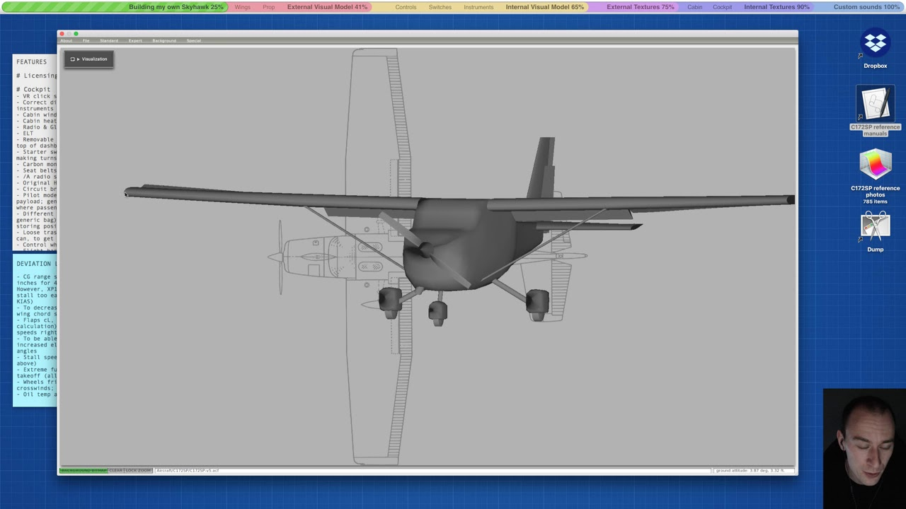 Quick review of PlaneMaker and AirfoilMaker for X-Plane (S1 E25