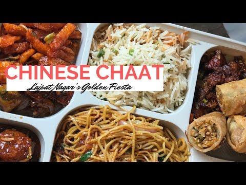 Chinese Chaat In Lajpat Nagar | Delhi Street Food