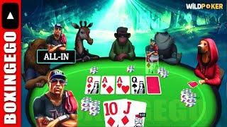 """STUNT GANG!! FLOYD MAYWEATHER INKS 6 FIGURE DEAL FOR """"WILD POKER"""" POKER GAME APP #BOSS"""
