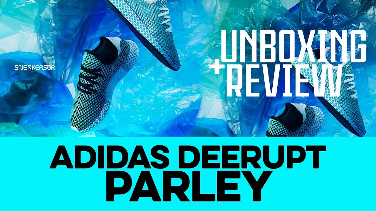 unboxing   revisione adidas deerupt parley su youtube