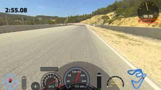 Ultima Tanda Castelloli 5 Julio 2015 Ducati 1199 Panigale R Trackday. Telemetry. Telemetria