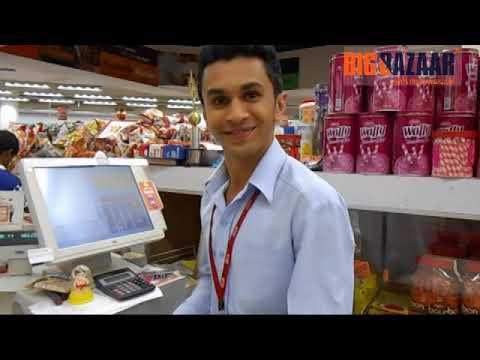 Belagavi Big Bazaar 2012 Spark Event Namaste Video