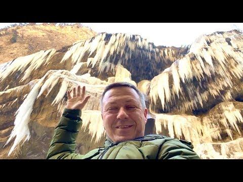 2 й день ПАПА загадал желание в СЕРЕБРЯНОМ ИСТОЧНИКЕ Чегемского ущелья Кабардино Балкария