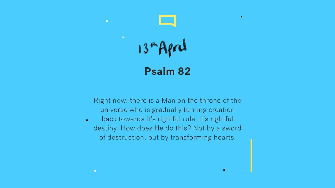 Daily Devotion // Psalm 82 Cover Image