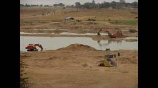 Sand Mining in Hamirpur