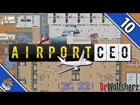 Airport CEO (Early Access) | #10 - CFO für die Gebührenschraube | Let's Play