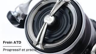 Moulinet Daiwa Exceler LT 20
