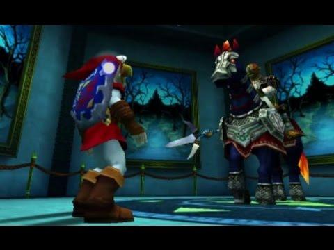 Zelda Ocarina Of Time Forest Temple Part 40 7 7 Phantom
